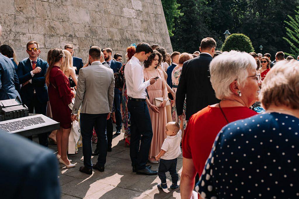nów w Krakowie - Agnieszka i Marcin - Fotograf ślubny Kraków