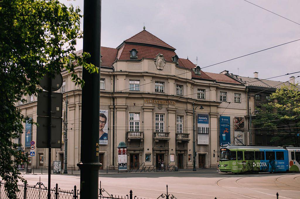 Filharmonia w Krakowie