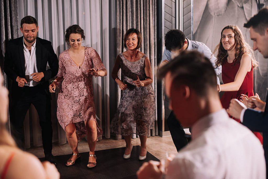 Zabawa weselna - Wesele w Niepołomicach