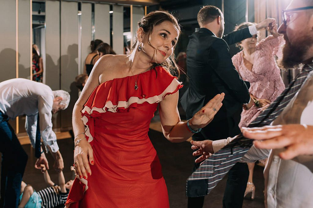 Taniec podczas wesela